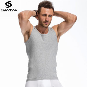Men tank t-shirts for fitness